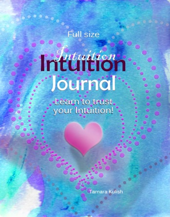8x10 cover Front only Intuition Journal