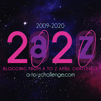 This image has an empty alt attribute; its file name is atoz-challenge-2020-badge.jpg